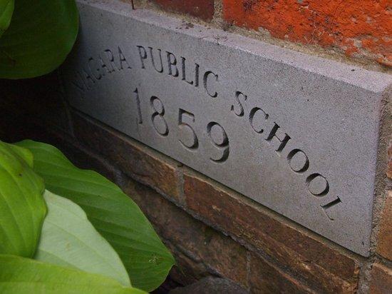 BranCliff Inn: First public schoolhouse