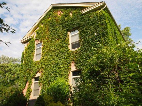 BranCliff Inn: Garden side of Brancliff
