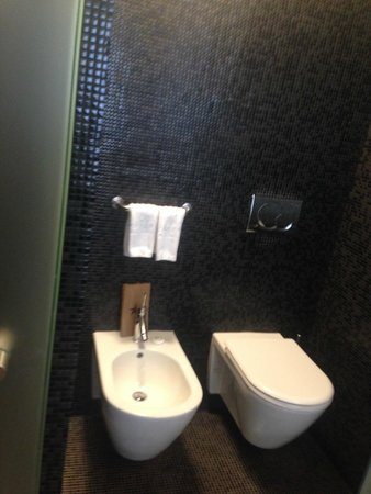 IBEROSTAR Grand Hotel Budapest : Separate water closet