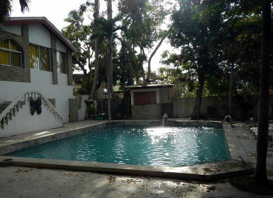 Hotel Oloffson: Pool