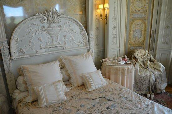 Villa & Jardins Ephrussi de Rothschild : Schlafgemach
