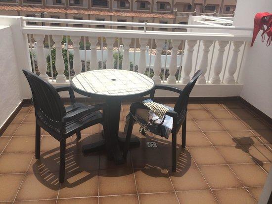 Marola Portosin: The balcony