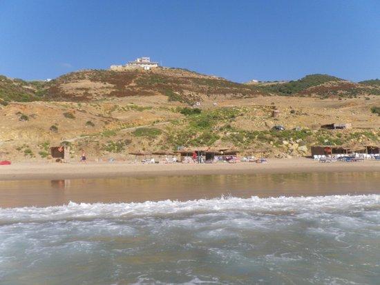 Paradise Beach Kaf Lahmam : Estrelha del Mar
