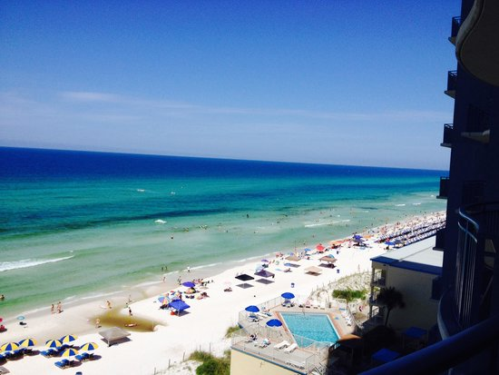 Sterling Breeze: View from 703 balcony