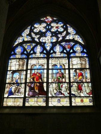 Tour et Crypte de la Cathédrale de Bourges : Cathédrale de Bourges