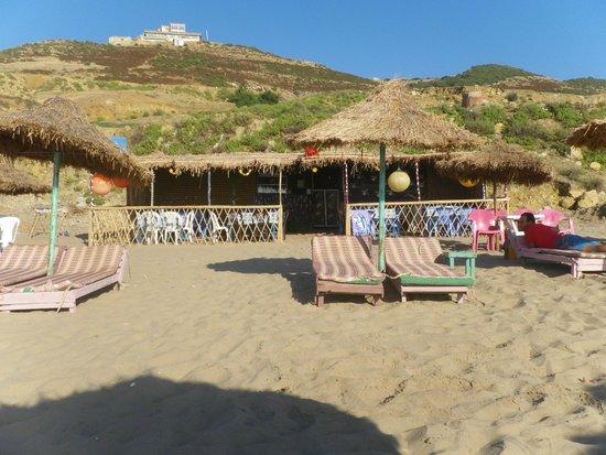 Paradise Beach Kaf Lahmam : Estrelha de la mar