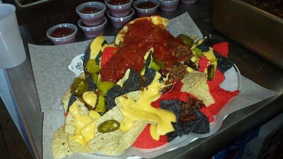 Kings Point Pub: 4th of July nachos!!!