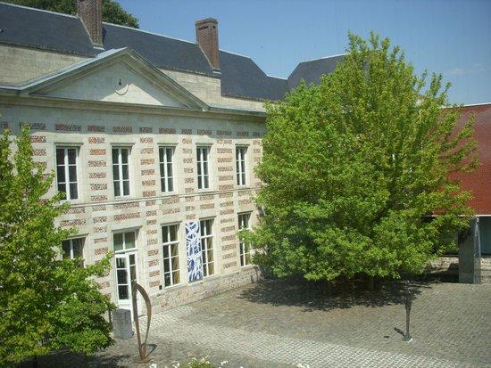 Musée Matisse : ingang museum