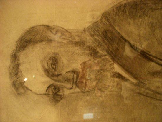 Musée Matisse : zelfportet