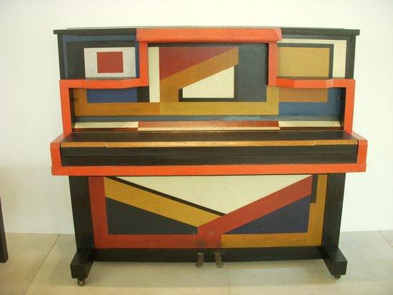 Musée Matisse : piano van Herbin