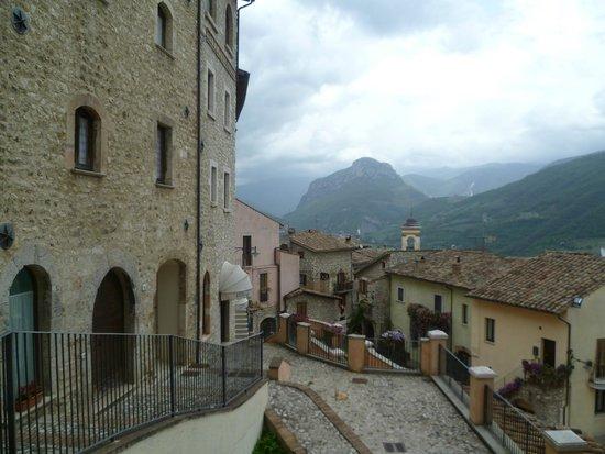 Albergo RoccaRanne : panorama