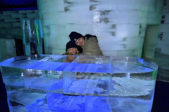 Ice Space : Ледяной бар