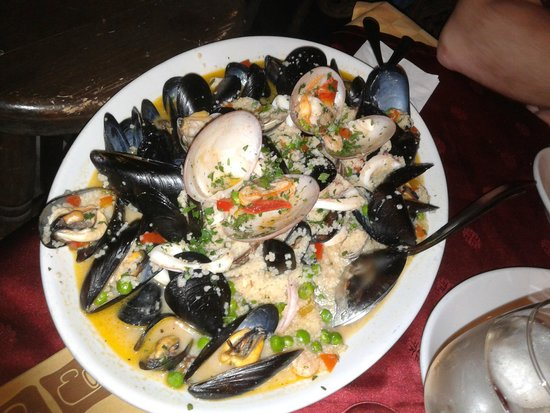Le Desir Piquant : Cous Cous ai frutti di mare