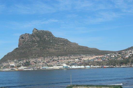 Hout Bay: Vista geral