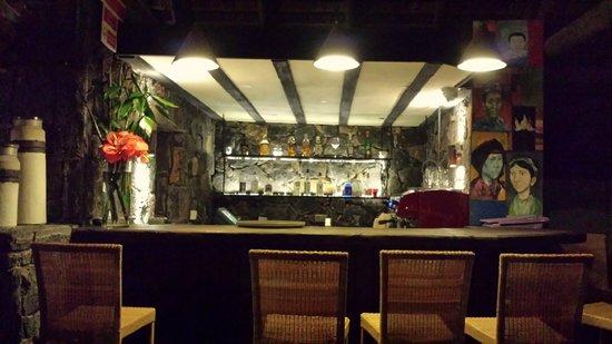 Le Sakoa Hotel : bar