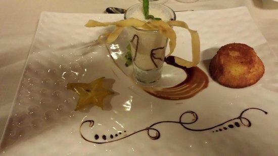 Le Sakoa Hotel: dessert