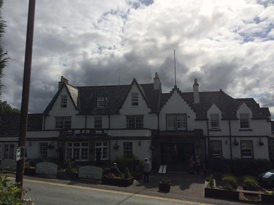 Best Western Buchanan Arms Hotel & Leisure Club : hotel exterior