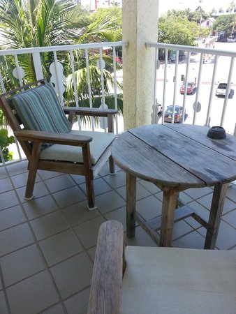 Ocean Key Resort & Spa: Patio
