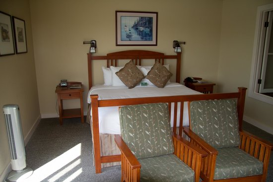The Resort at Port Ludlow : Room