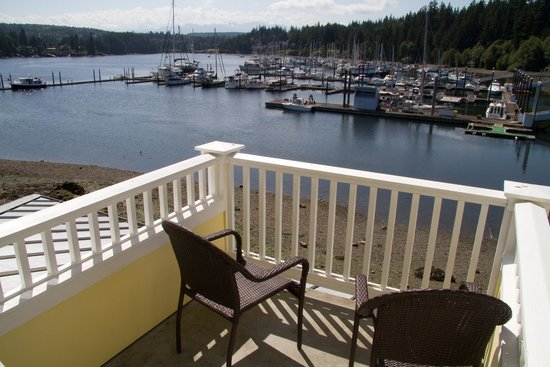 The Resort at Port Ludlow: Marina