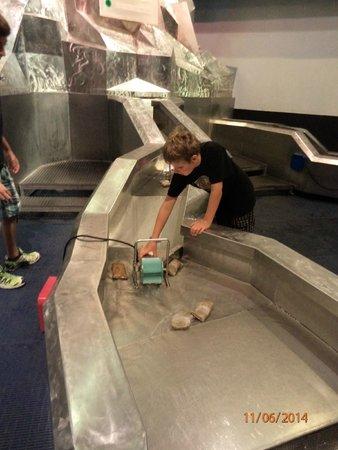 NEMO Science Museum : Museo de Ciencias Nemo