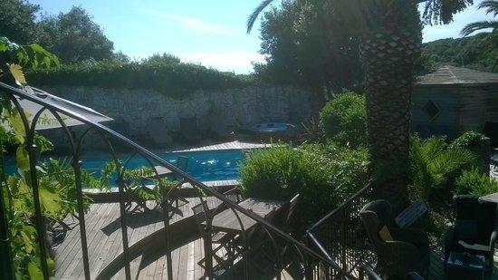 A Cheda: piscine