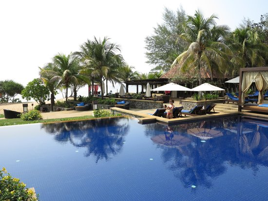 Tanjong Jara Resort: Lovely pool