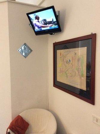 La casa dell'arte : Довольно оригинальная картина в нашем номере