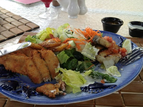 Hilton Barbados Resort: Bar da Piscina