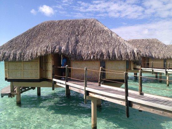 Le Taha'a Island Resort & Spa: Room #4