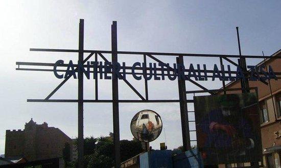 Cantieri Culturali alla Zisa