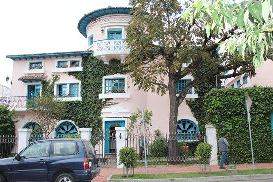 Vieja Cuba: Veija Cuba Hotel