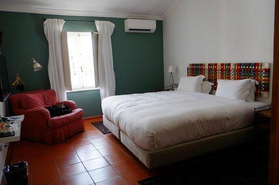 Albergaria do Calvario : my small room