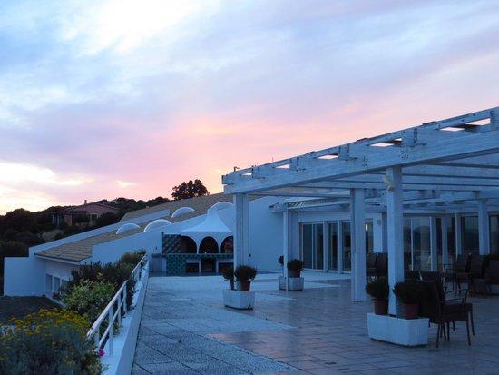 Hotel Luna Lughente : Outside