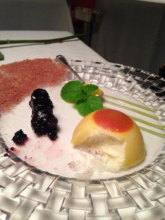 Casa Vissani: dessert