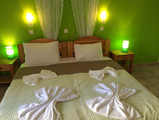 Iliada Hotel : Camera