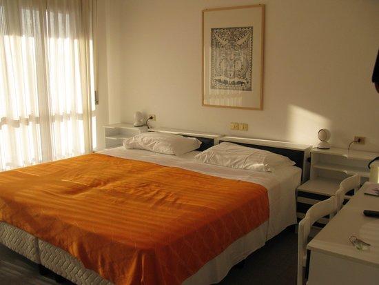 Hotel President Lignano: La nostra luminosissima stanza