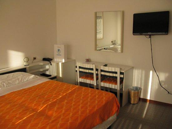 Hotel President Lignano: Vista della stanza