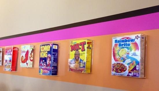 Cereal Box Art Picture Of Jelly Denver Tripadvisor