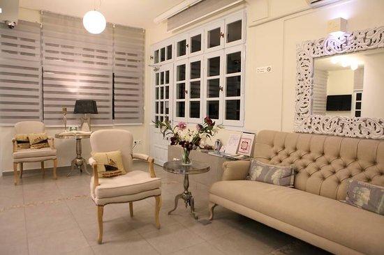 Ikion Eco Boutique Hotel: Lobby