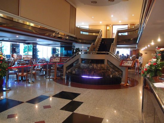 Nasa Vegas Hotel : 酒店大堂頗有氣派的