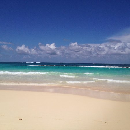 Hard Rock Hotel & Casino Punta Cana : beach