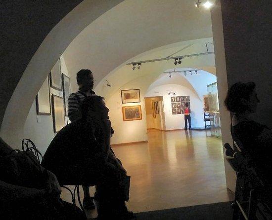 Mucha-Museum: Mucha Museum - a small gem