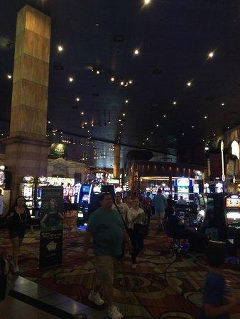 New York - New York Hotel and Casino : lobby
