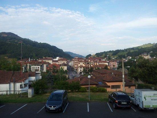 Apartamentos Aldea del Puente: Vistas desde la terraza