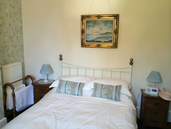 The Warwick Guest House: Comfy bed