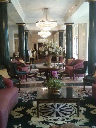 Bourbon Orleans Hotel: Lobby