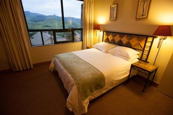 Alpine Heath Resort: Master Bedroom Loft