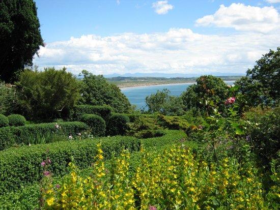 Plas yn Rhiw: The gardens