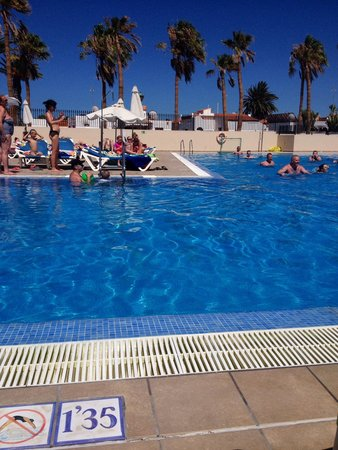 Caybeach Caleta: Pool